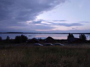 Ferienhäuser im See- & Waldresort Gröbern. In der Nähe der Stellpätze.
