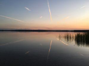 Camping und Ferienpark Goitzsche - Sundowner genießen