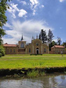 Wörlitz Schloss