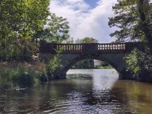 Worlitz Schloss Brücke