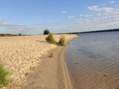 Strand & Sand, Küstenlinie Seelhausener See