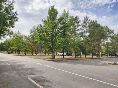 WoMo Stellplatz Pouch overview Parkplatz 2
