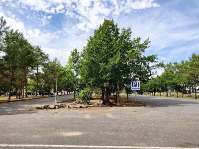 WoMo Stellplatz Pouch overview Parkplatz